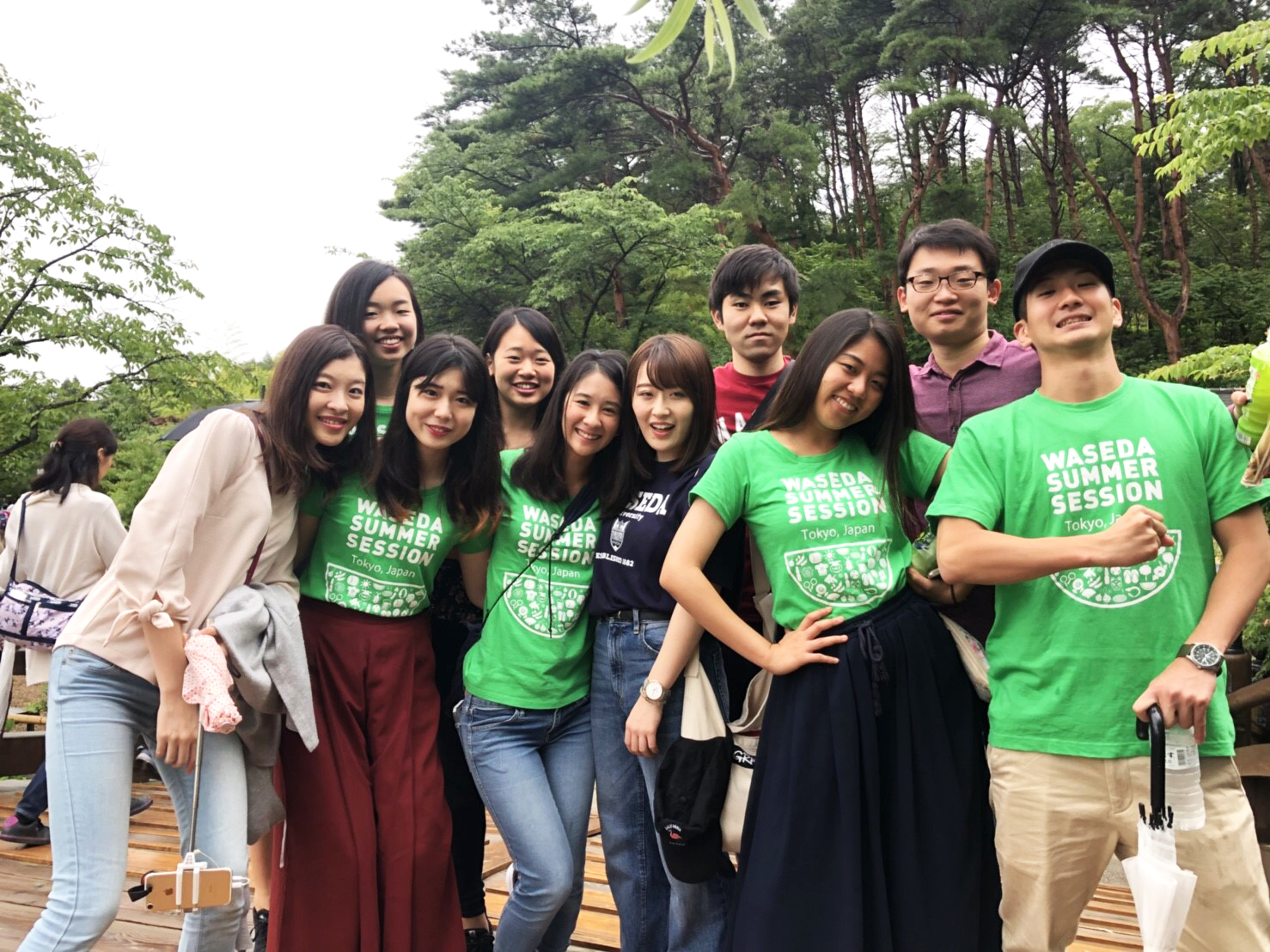 waseda students waseda summer session